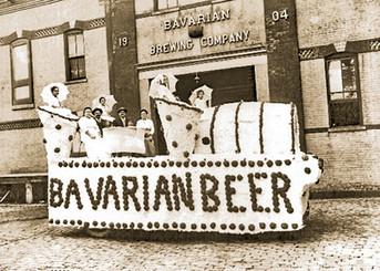 Bavarian Brewery Float, Covingtron, KY