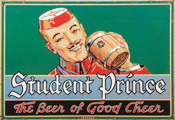 Student Prince Beer Sign. Heidelberg Brewing Co., Covington, KY. 1a.jpg