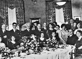 Remus Dinner Party, Early 1920s