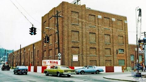 1986-9-3 Heidelberg Brewery Demoltion1 1