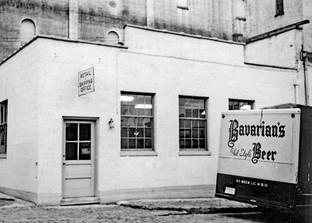 Retail Shipping Office, Bavarian Brewing Co., Covington, KY.