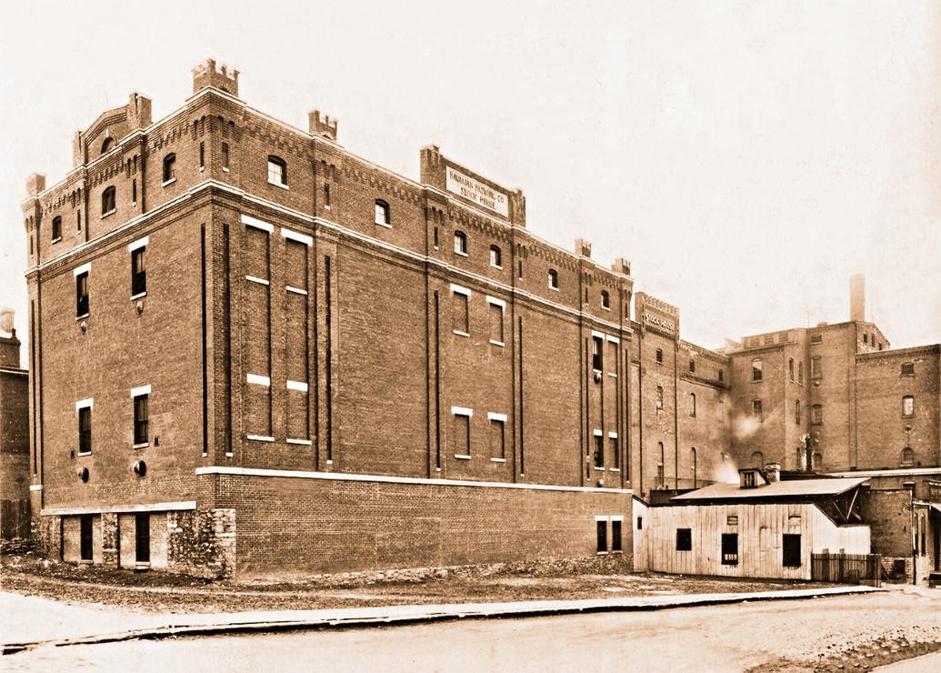 StockHouse Addition, Bavarian Brewing Co., Covington, Co. 1932.
