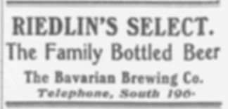 1908-7-30 Catholic Newspaper Riedlin's S