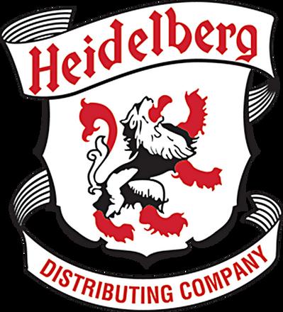 Heidelberg Distributing Co. Logo.
