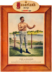 John Sullivan by Currier & Ives, for Bavarian Brewing Co., Covington, KY
