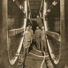 Lager Cellar, Bavarian Brewing Co., Covington, KY 1890s