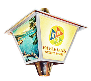 Bavarian/s Select Beer Four Sided Lantern  by IBI.