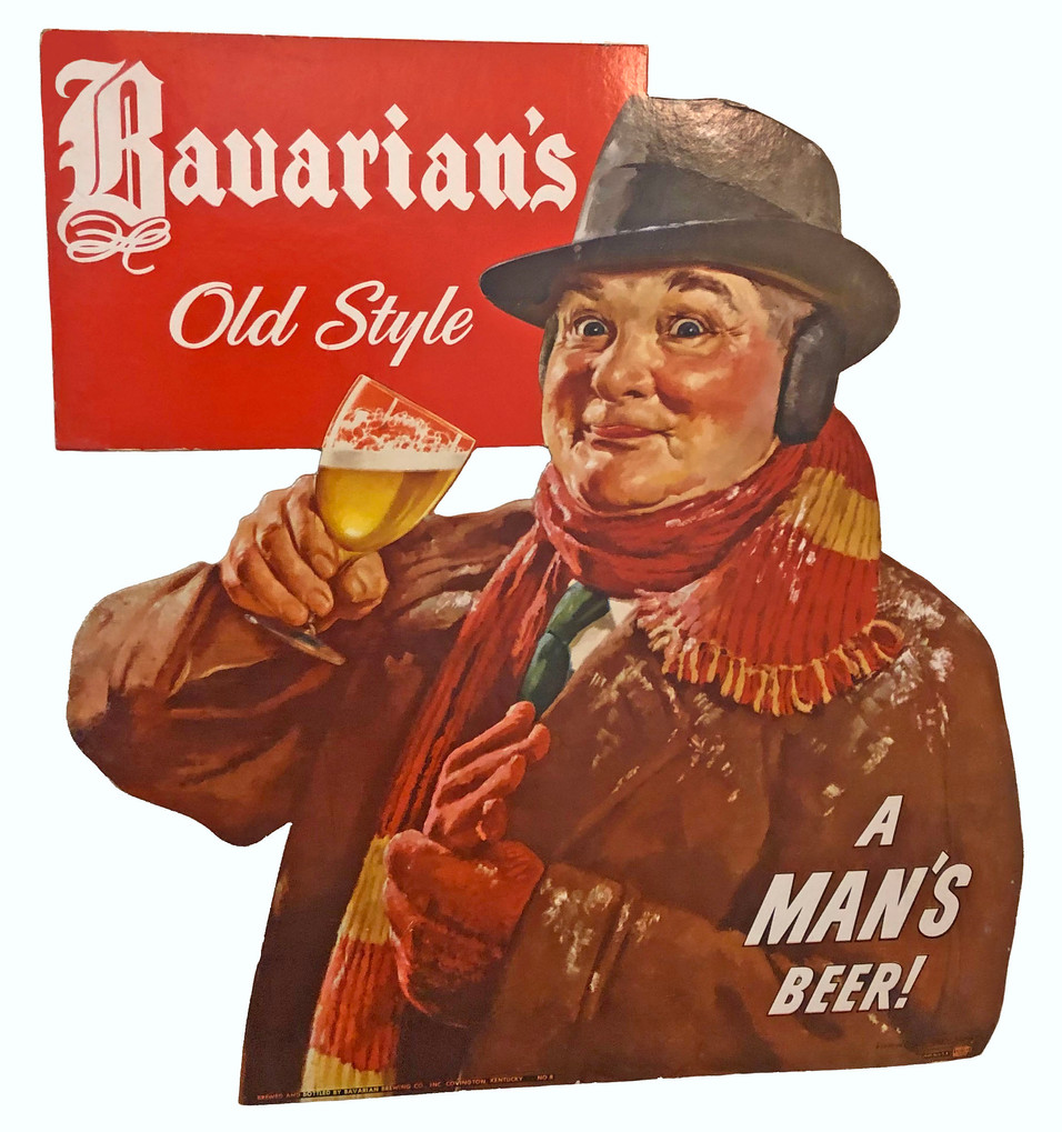 Bavarians OS Man Winter Coat with Sandwh