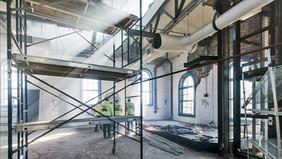 Fifth Floor, of former Jillian's & the Bavarian Brewery, Covington, KY.