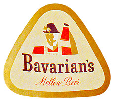 Proposed Bavarian's Mellow Label Beer, Covington, KY