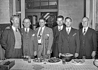 Executives of Bavarian Brewing Co., Covington, KY