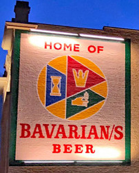 Home of Bavarians Outdoor Sign 2019 8x10