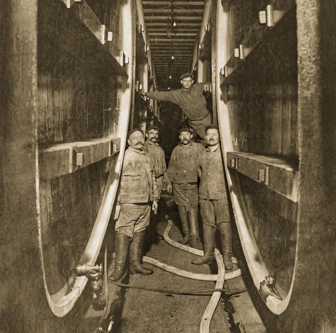 Beer Storage Cellar, Bavarian Brewing Co., Covington, KY