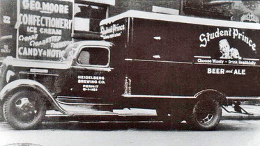 Student Prince Beer & Ale Truck.