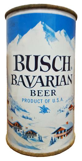 Busch Bavarian 12 oz. Can