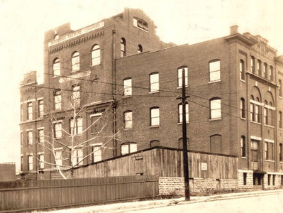 The Mill House, Bavarian Brewing Co., Covington, KY, 1932.