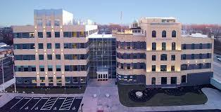 Kenton County Government Center, Covington KY, 2020.