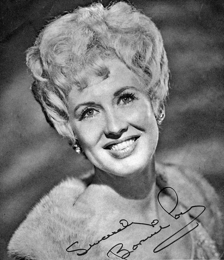 Bonnie Lou Okum, Midwestern Hayride Country Singer, First Female Rock Star.