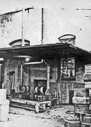 Wash Room, Bavarian Brewing Co., Covington, KY
