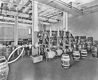 Rack Room, Bavarian Brewery, Covington, KY