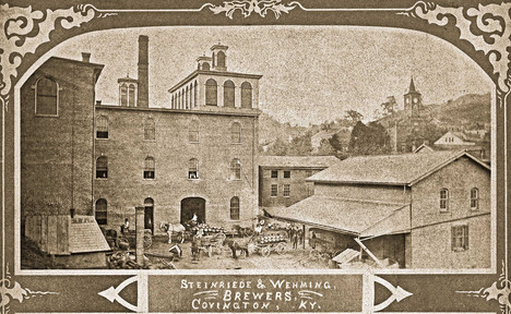 Steinriede and Werming Brewery Covington
