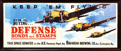 Bavarian Keep Em Flying skewd Framed 1.j