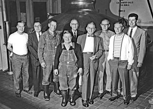 Key Employees, Bavarian Brewing Co., Covington, KY