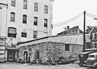 Old Ice House and Mill House, Bavarian Brewing Co., Covington, KY.