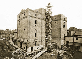 Stock House, Bavarian Brewing Co., Covington, KY  c. 1903.