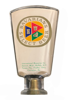 Bavarian Select Tap Handle IBI All Citie