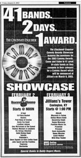2003-1-31 The_Cincinnati_Enquirer_Fri_Ca