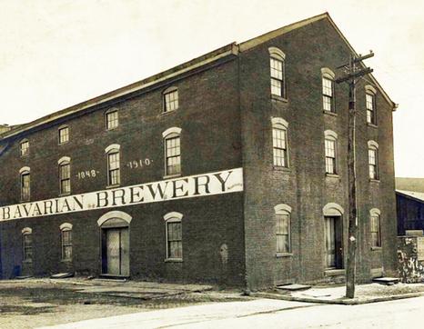 The Original Bavarian Brewery Building, Covington, Ky