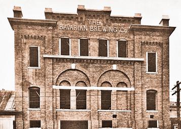 The Mill House, Bavarian Brewing Co., Covington, KY c. 1911.