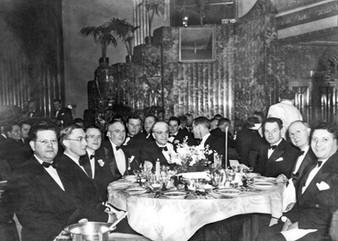 Friends of St. Patrick 80th Annual Banquet, Netherland Plaza Hotel,Cincinnati, OH
