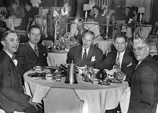 Bavarian Brewing Co. Meeting at the Netherland Plaza Hotel, Cincinnati, OH