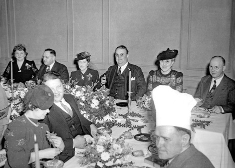 Bavarian Brewing Co. Party, December, 1940.