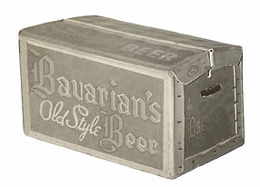 Bavarians OS Beer Case late 1940s - edit
