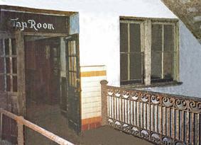 Bavarian Tap Room, Bavarian Brewery Co., Covington, KY c. 1995.