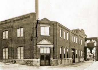 Bavarian Bavarian Brewing Co. Engine Room c. 1930s.
