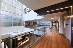 Atrium and Second Floor, Kenton County Government Center, Covington, KY
