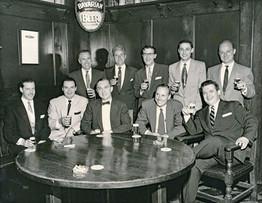 Bavarian Tap Room, Bavarian Brewery Co., Covington, KY c. Mid 1950's.