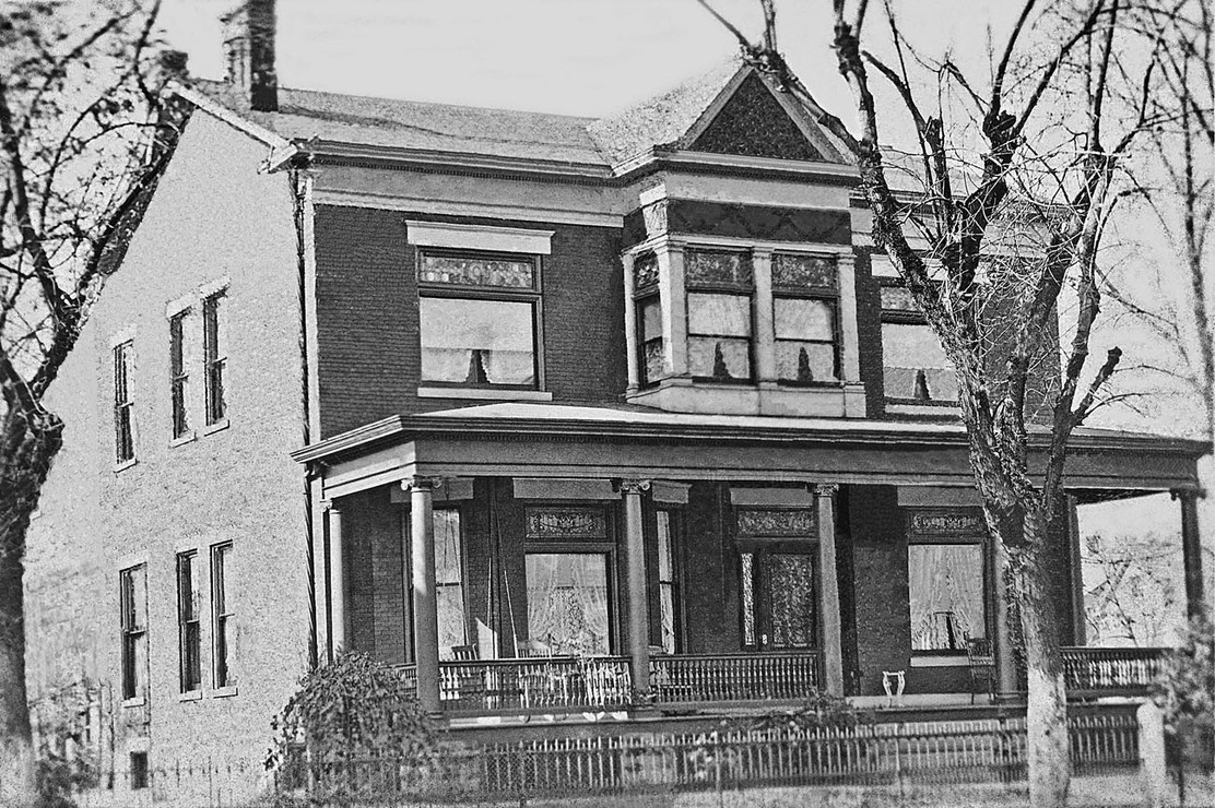 The William and Emma Riedlin Home, 925 Main Street, Covington, KY.