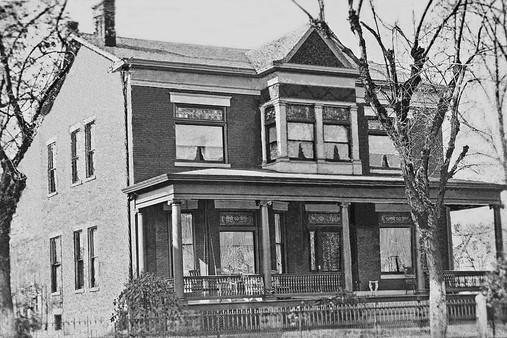The William and Emma Riedlin Home, 925 Main Street, Covington, KY.