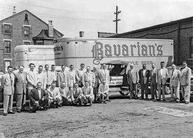 A Bavarian's Trailer, Bavarian Brewing Co., Covington, KY