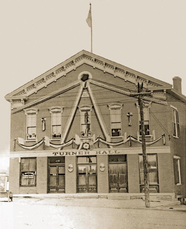 Turner Hall, Covington, KY