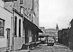 Wash Room, Stock House & Bottling Dept.,, Bavarian Brewing Co., Covington, KY.