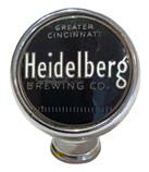 Heidelberg Beer Tap Marker. Heidelberg Brewing Co., Covington, KY.
