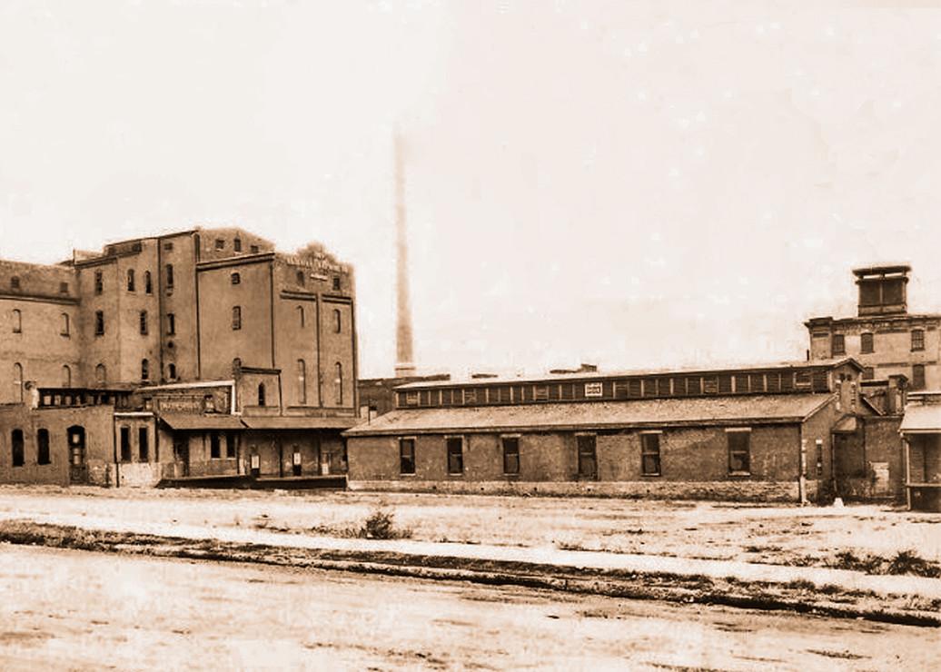 Ice Plant, Bavarian Brewing Co., Covington, KY, 1932. 2 Tint2.jpg