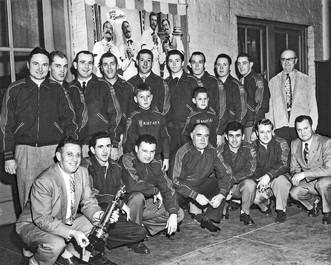 1955 Bavarian's (Brewing Co.) Buckeye League Champions.