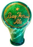 Bay Horse Ale Beer Tap Marker. Heidelberg Brewing Co., Covington, KY.